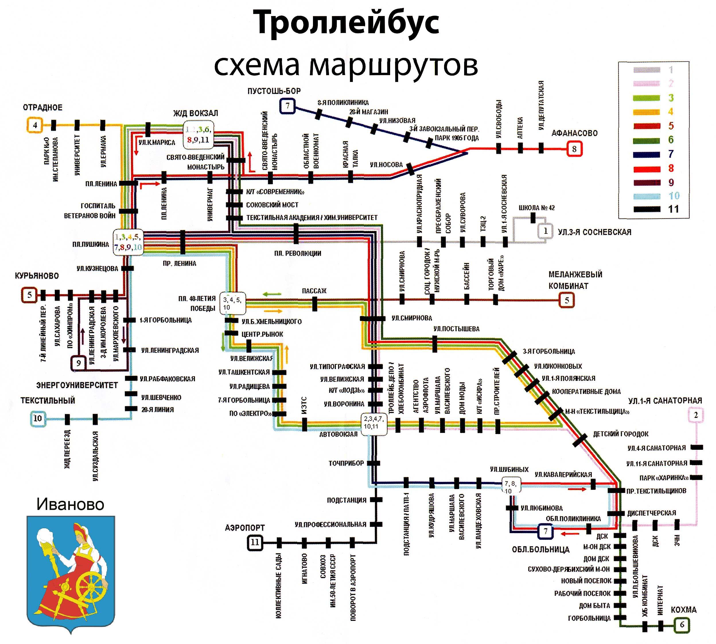 схема движения 28 маршрута краснодар